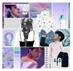 """Kpop: Shangri La (Vixx)"" by phaedra-solaris ❤ liked on Polyvore featuring Whiteley, Boohoo, Miss Selfridge and Skechers"