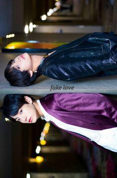 TAEKOOK. ~~~  #taekookwallpaper #BTS #FAKELOVE