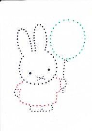 Nijntje weer een leuke kaart om te rijgen Felt Patterns, Beading Patterns, Embroidery Patterns, Hand Embroidery, Kids Art Class, Art For Kids, Art Perle, Shapes For Kids, Arts And Crafts