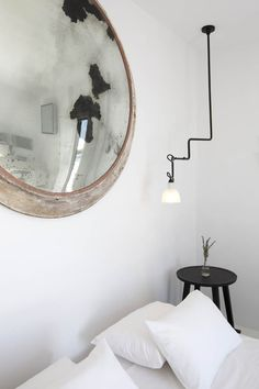 erosantorini Sardinia, Oversized Mirror, Interiors, Furniture, Home Decor, Decoration Home, Room Decor, Home Furnishings, Decorating