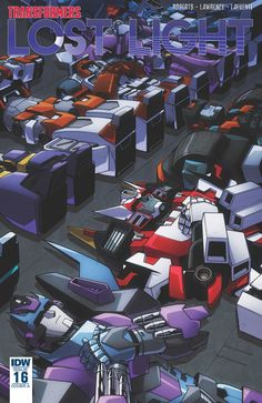 #Transformers: Lost Light #16 Comic Book Preview - ALL GOOD THINGS