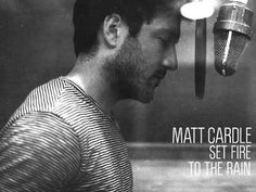 Matt Cardle - Set Fire To the Rain (Acoustic) HQ