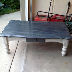 My Furniture, Furniture Makeover, Outdoor Furniture, Outdoor Decor, Bench, Home Decor, Homemade Home Decor, Benches, Furniture Redo