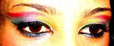 fun an funky makeup Make Up, Fun, Beauty, Makeup, Beauty Makeup, Beauty Illustration, Bronzer Makeup, Hilarious