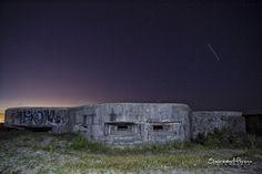 Bunker. Foto: Salvador Moreno #photo  #Nocturna