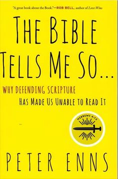 The Bible Tells Me So  --Paperback