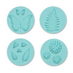 Martha Stewart Crafts Silicon Mold, Flower Garden - http://craftstoresonline.org/martha-stewart-crafts-silicon-mold-flower-garden