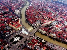 Oradea, Romania (by Ovi D. Travel Memories, Best Memories, Romanian People, Travel Specials, Birds Eye View, Ferdinand, Adventure Is Out There, City Photo, Beautiful Places