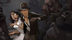 Check this out: There's a Fan-Made Animated INDIANA JONES Film Coming Later This Month. https://re.dwnld.me/c9C98-there-s-a-fan-made-animated-indiana-jones-film-coming-later