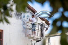 La Rouille à Stigliano Street Artists, Wind Chimes, Outdoor Decor, Home Decor, Rust, Decoration Home, Room Decor, Home Interior Design, Home Decoration