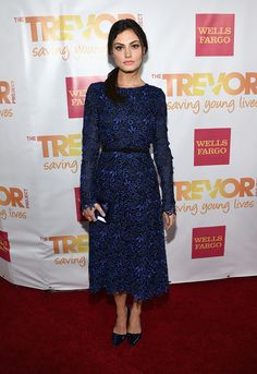 Phoebe Tonkin Photos Photos - Actress Phoebe Tonkin attends 'TrevorLIVE LA' Honoring Robert Greenblatt, Yahoo and Skylar Kergil for The Trevor Project at Hollywood Palladium on December 7, 2014 in Los Angeles, California. - 'TrevorLIVE LA' Event in LA — Part 3