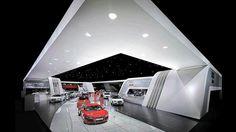 Audi Paris Motorshow Stand 2008 (gb). http://mutabor.de