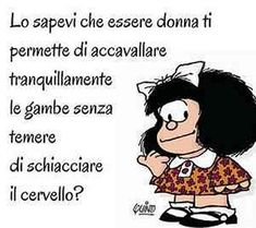 Vignette mafalda being a Vignetta mafalda essere donna Vignette mafalda being a woman - Gruseliger Clown, Best Quotes, Funny Quotes, For You Song, My Philosophy, Slim Fit Pants, Funny Images, Sentences, Hand Lettering