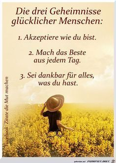 a picture for the heart 'The Three Secrets.png'- One of 20422 files in the' Sayings' category on FUNPOT - Sprüche - Zitate Motivacional Quotes, Motivational Quotes For Life, Life Quotes, Health And Wellbeing, Mental Health, Health Motivation, Quotations, Self, Wisdom