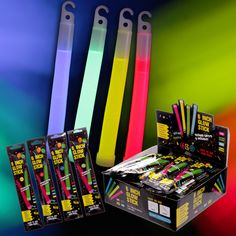 Funky Party Glow Stick - 1 per Pack