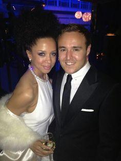 Beautiful couples bwwm