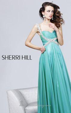 Sherri Hill 3844 Vestido - MissesDressy.com