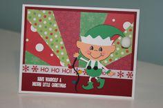 Starburst Card - Jolly Holidays Cartridge