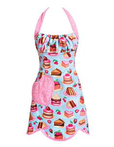 So cute. This gives me an excuse to bake.