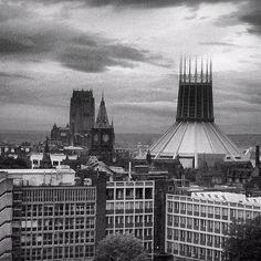 Liverpool University Hospital. by Stephen Mark Wilks