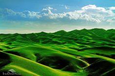 Shilgan valley, Daregaz, Razavi province, Iran (Persian: شیلگان دره، درگز، استان خراسان رضوی) Credits: Milad Moghaddam, Masoud Mobin Ali and IranDeserts.com/