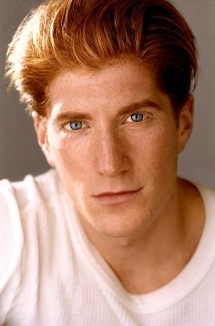 """Actor Jordan Dean by Susan Shacter. He is currently playing the ghost of """"Skipper"""" in the new production of Cat on a Hot Tin Roof in NYC. Another option for Jamie Fraser? Hot Ginger Men, Ginger Hair, Ginger Guys, Beautiful Redhead, Most Beautiful Man, Gorgeous Guys, As Told By Ginger, Red Hair Men, Blond"""