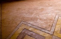 Earth floor Natural Building, Green Building, Hardwood Floors, Flooring, Adobe House, Rammed Earth, Earthship, Sustainable Living, Recycled Materials