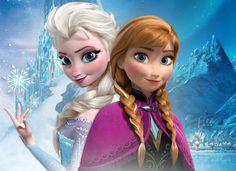 Frozen, ¿cuál de las dos protagonistas serías, Anna o Elsa?