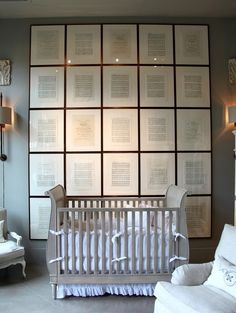 framed sheet music makes a big impact!  DIY: Framing Found Objects | Blog | HGTV Canada