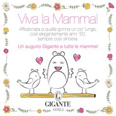 Auguri a tutte le mamme! <3