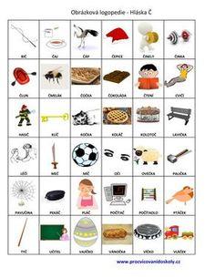 Výslovnost hlásek :: 32zsul-husakovas7 Preschool, Language, Logos, Montessori, Education, Learning, Kindergarten, Teaching, Language Arts