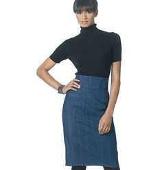 Want to make this skirt, only in black or grey.