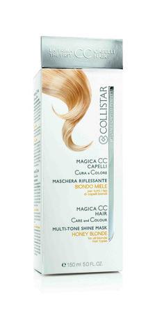 Magica CC Capelli Biondo Miele #Collistar #MagicaCC #capelli #colore #nuance #tinta #color #biondo #blonde #miele #honey
