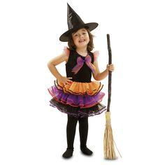 Disfraz de Brujita Fantasía #disfraces #halloween