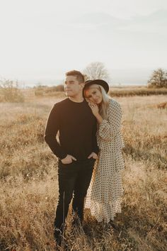Summer Evening Engagement // Chelsea Paul — Natalie Hills Photography - #engagementphotos