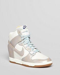Nike Sneakers - Womens Dunk Sky Hi Vintage   Bloomingdale's