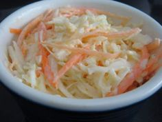 Receta Entrante : Ensalada coleslaw por Begoña