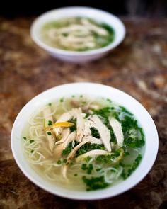 Chicken Noodle , Pho Ga