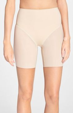 f71ca7f6d9472 Wacoal  Smooth Complexion  Mid Thigh Shaper available at  Nordstrom Fashion  Over 40