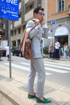 TAW: Milan Men Fashion Week Spring 2015 Photo by Kuba Dabrowski