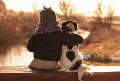 #kid #dog #friends #photography