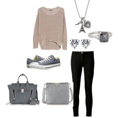 """Day simple"" by dani-mbg on Polyvore"