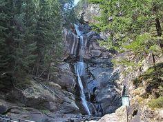 Wanderung zu den Barbianer Wasserfällen (leicht bis mittel)