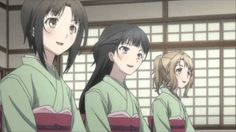 'Mitsuwa' Anime OVA Gets First Promo