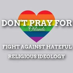 God is love, and anyone who says or preaches differently is a radicalist no matter what religion, race, or beliefs they carry. Learn to love one another