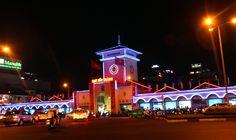 Ben Thanh- Market, HCM City