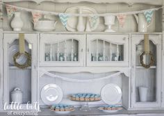 Rustic Aqua and Coral Baby Shower - Project Nursery