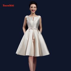 Cheap designer prom dress, Buy Quality prom dresses directly from China prom dresses design Suppliers: Angel Tree New Fashion Simple Design Multi Color Galajurk Prom Dress Party Gown Ever Pretty Vestido De Festa Cocktail Dress Prom Party Dresses, Party Gowns, Occasion Dresses, Cute Dresses, Evening Dresses, Short Dresses, Dress Prom, Tank Dress, Blue Satin Dress