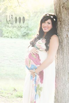 outdoor maternity session boho maternity kab photography DFW Texas