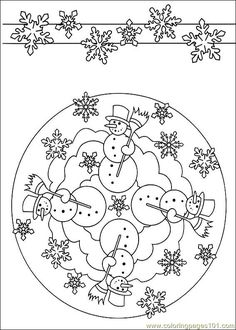 Easy Simple Mandala 52 Coloring Pages Printable And Book To Print For Free Find More Online Kids Adults Of